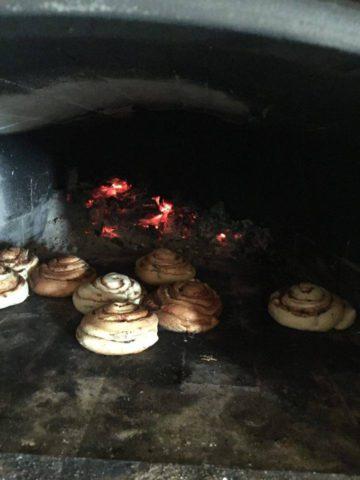 Baker ovnen