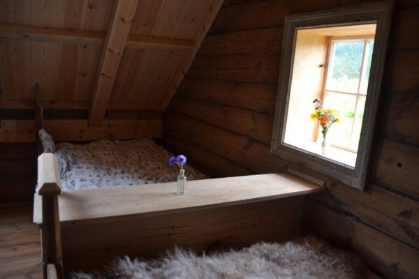 kammers med store de store sengene